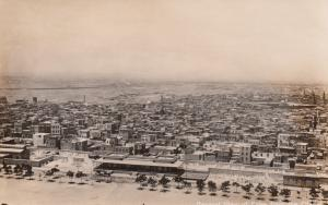 RP: CAIRO, Egypt, 1900-10s; General View from the Citadel
