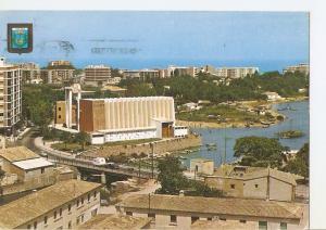 Postal 050268 : Gandia (Valencia). Iglesia de San Nicolas