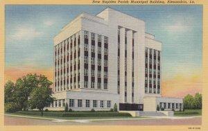 ALEXANDRIA , Louisiana , 1930-40s ; Parish Municipal Building