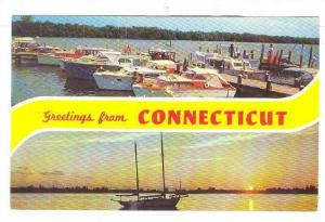 Boats,Greetings from Connecticut,40-60s