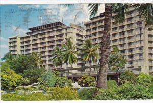 Hawaii Honolulu The Reef Hotel 1966