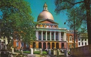 Massachusetts Boston The State House