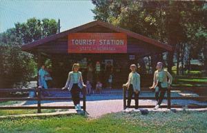 Nebraska Blair Official Tourist Station Welcome