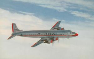 Mercury DC-7 Luxury Airliner - American Airlines Aviation