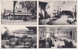4-Views, The Krebs, SHANEATELES, New York, 1910-1920s