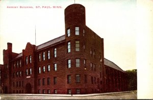 Minnesota St Paul The Armory Building
