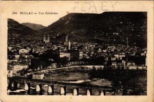 CPA Millau - Vue generale (475264)