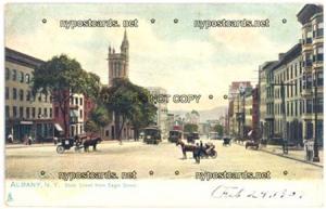 State Street, Albany NY