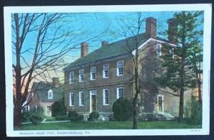 Kenmore Fredericksburg Va 1947 CT American Art 3A139N