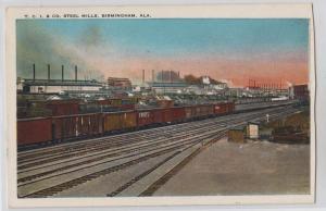 T C I & Co Steel Mills, Birmingham AL