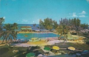 Bahamas Grand Bahama Island Grand Bahama Hotel 1967