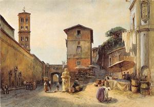 BR30447 Roma Sparita via dei Penitenzieri Italy