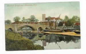 Aylesford Bridge near Maidstone, Kent, UK, 00-10s