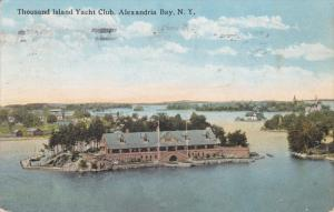 Thousand Island Yacht Club, ALEXANDRIA BAY, New York, 1900-1910s
