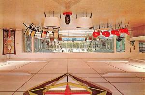 Largo Florida Shangri La Shopping Center Interior Vintage Postcard K87255
