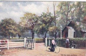 DULWICH, London, England, PU-1904; The Toll Gate