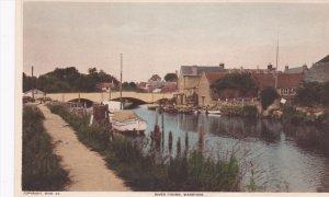 WAREHAM, Dorset, England, 00-10s ; River Frome : TUCK