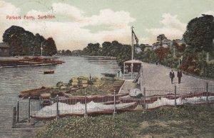 SURBITON , London , England , 1907 ; Parkers Ferry