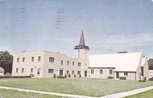 Nebraska Auburn Saint Pauls Evangelical Lutheran Church 1989
