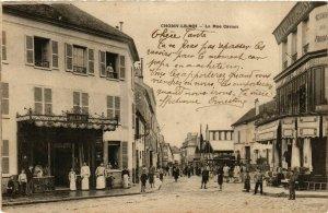 CPA CHOISY-le-ROI Rue Carnot (869444)