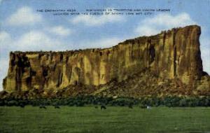 Enchanted Mesa Pueblo of Acoma NM Unused
