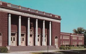 GREENVILLE , Mississippi, 50-60s ; E.E. Bass Junior High School