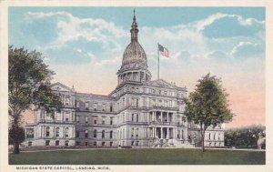 Michigan Lansing Michigan State Capitol