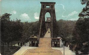 uk31713 suspension bridge clifton uk