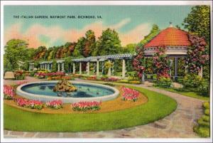 Italian Garden, Maymont Park, Richmond VA