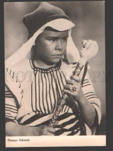 108291 Thomas SCHMIDT Young MOVIE Actor Vintage PHOTO