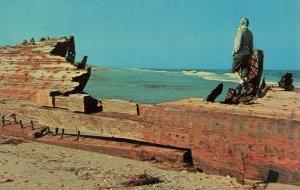 Postcard Outer Banks Of North Carolina
