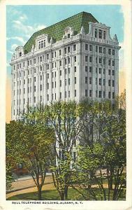 W/B Bell Telephone Building Albany NY 1921