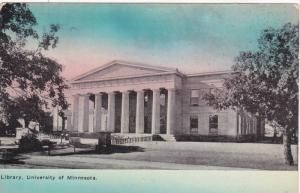 Library, University Of Minnesota, Minnesota, PU-1956