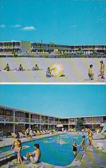 New Jersey Wildewood Crest Villa Nova Motel With Pool