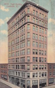 Exterior,  Todd Building,  Louisville,  Kentucky,  PU_1913