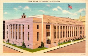 Connecticut Waterbury Post Office