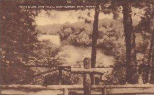 Indiana Delphi Rustic Chapel State Y M C A Camp Tecumseh