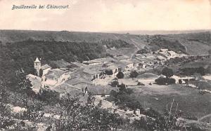 Switzerland Old Vintage Antique Post Card Bouillonville bei Ehiaucourt Writin...