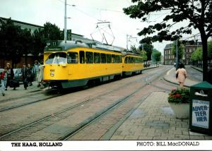 Netherlands The Haag Electric Trolley Station H