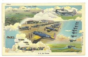 U.S. Army Air Forces WWII