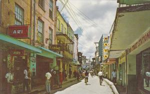 Swan Street , BRIDGETOWN , Barbados , 50-60s