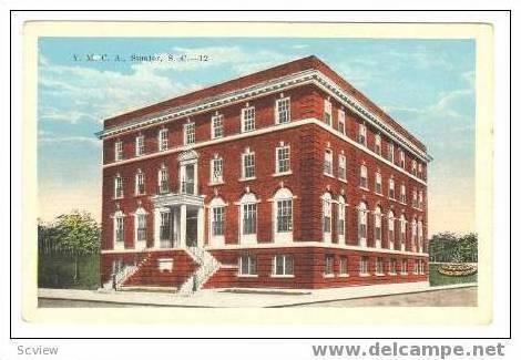 Y.M.C.A., Sumter, South Carolina, 10-20s