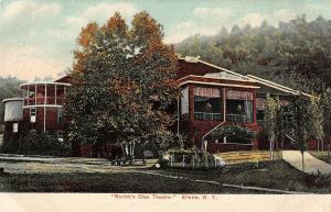 Elmira New York Rorick's Glen Theatre Antique Postcard (J31894)