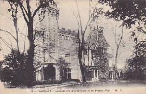 Chateau Des Archeveques Et Du Prince Noir (Gironde), France, 1900-1910s