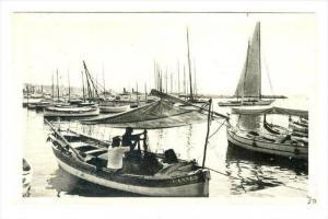 RP  CANNES , France , 1910s   Un Coin du Port