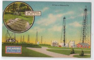 Oil Field, Oklahoma City OK