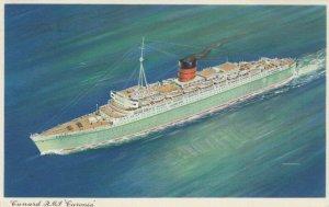 Cunard R. M. S. Caronia, PU-1951