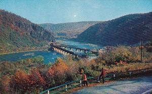 West Virginia Harpers Ferry Where Three States Meet