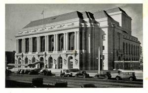 CA - San Francisco. War Memorial Opera House
