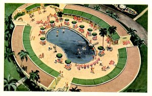 Cuba - Havana. Hotel National de Cuba, Cabana Sun Club